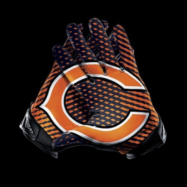C051 Chicago Bears Gloves